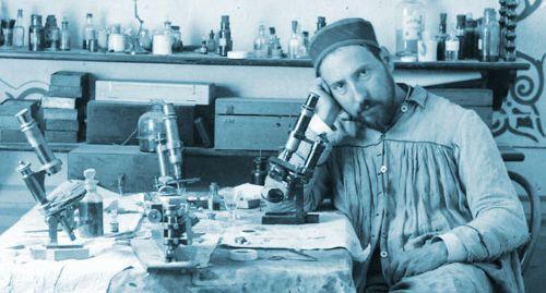 santiago ramon y cajal laboratory